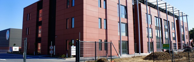 Offices property in activity zoning of Ans county of Liège