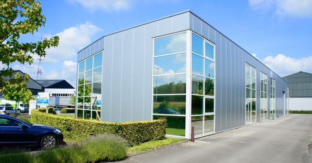 Rent or Sell a  semi-industrial Building in Brabant Wallon