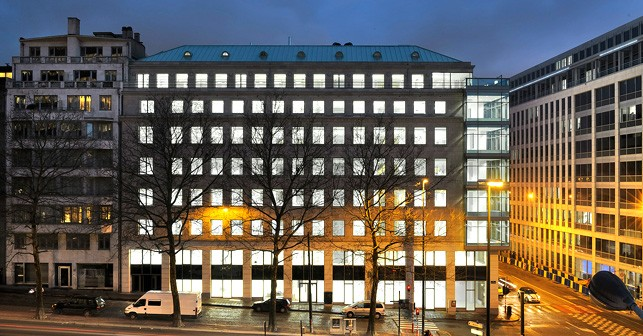 Office buildings to buy or rent in Brussells
